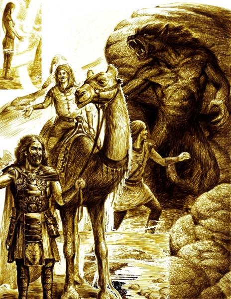 Artefakt moci: Průvodní kniha